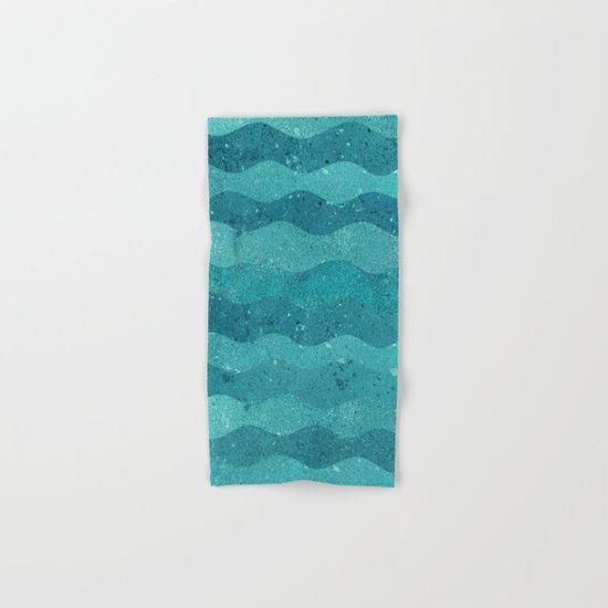 WAVE BREAK Hand & Bath Towel