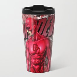 Daredevil The Man Without Fear Travel Mug