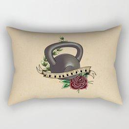 Kettlebabe. Rectangular Pillow