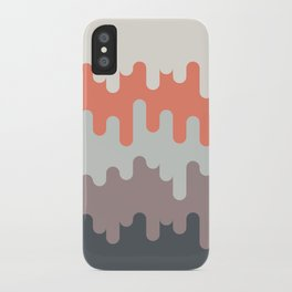 Ice Cream and Asphalt iPhone Case