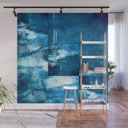Blue Brane S32 Wall Mural