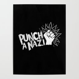 Punch a... Poster