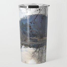 Reflecting Pool Travel Mug