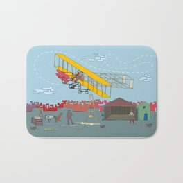 First Flight 1903 Bath Mat
