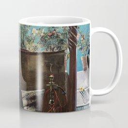 Oriental Lovers Coffee Mug
