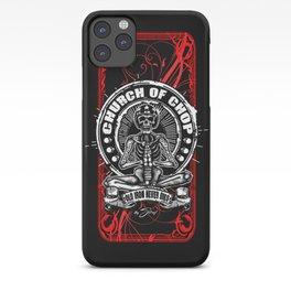 Churchn of Chop iPhone Case
