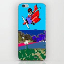 Sky Wildman iPhone Skin