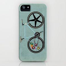 Fixie Bike Slim Case iPhone (5, 5s)