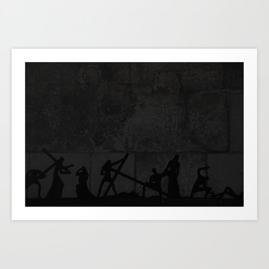 The Workers Art Print