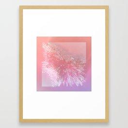 LAST LIGHT (everyday 09.22.15) Framed Art Print