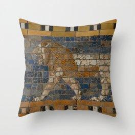 Processional Way - Babylon Throw Pillow