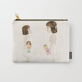 """""""Letras Mayores"""" Carry-All Pouch"""
