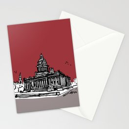 Leeds Town Hall Stationery Cards
