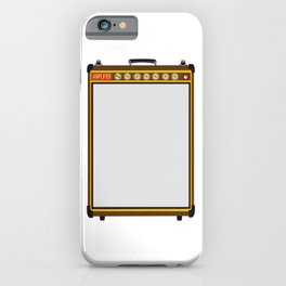 Tail Amplifier iPhone Case
