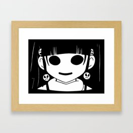 Nanika Alluka HunterXHunter Framed Art Print