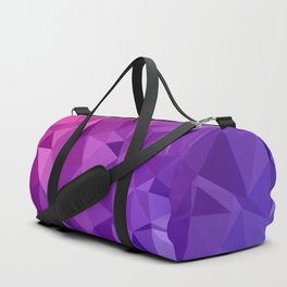 Geometric Abstract Art Pattern Four Duffle Bag