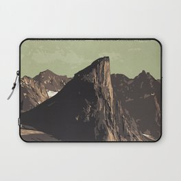 Auyuittuq National Park Laptop Sleeve
