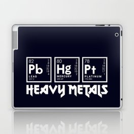 Heavy Metals Laptop & iPad Skin