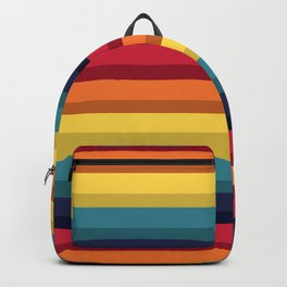Accordion Fold Series Style D Backpack
