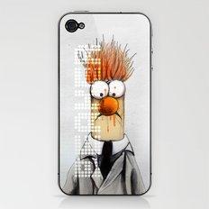 Beaker  iPhone & iPod Skin