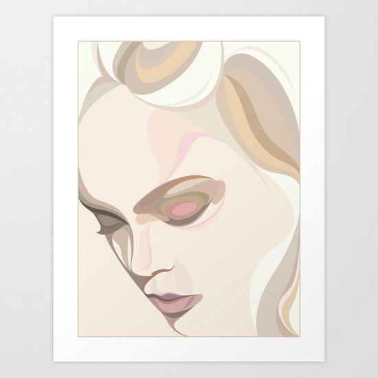 ÉLAN Art Print