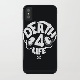 Death4life iPhone Case