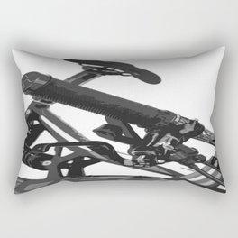 Bicycle specs Rectangular Pillow