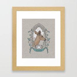 Severus Framed Art Print