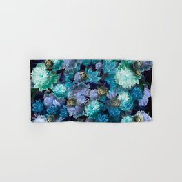"""""""Baroque floral with bugs"""" Hand & Bath Towel"""