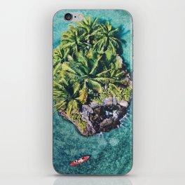 Waterfall Island iPhone Skin