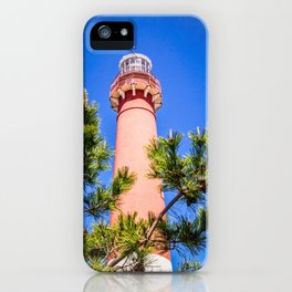 Barnegat Lighthouse iPhone Case
