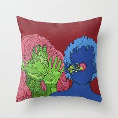 Secret Inspiration Throw Pillow