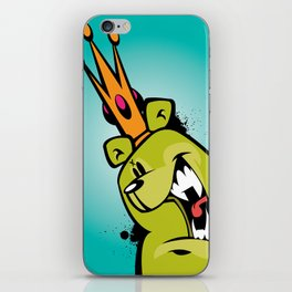 illsurge : King Of The Bombing Bears (2) iPhone Skin