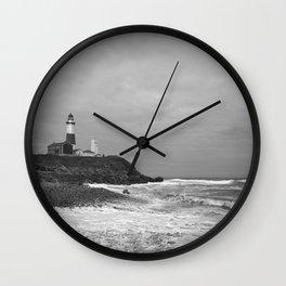 Montauk Lighthouse Wall Clock