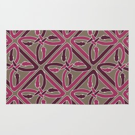 berry protractor snakes Rug