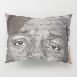 The Notorious BIG Pillow Sham