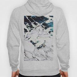 Ocean + Marble Hoody