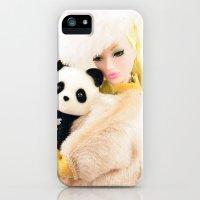WILD FOR LOVE iPhone (5, 5s) Slim Case