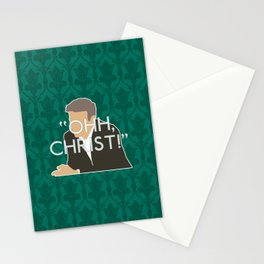 The Lying Detective - Greg Lestrade Stationery Cards
