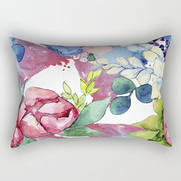 FLOWRS DAYS Rectangular Pillow