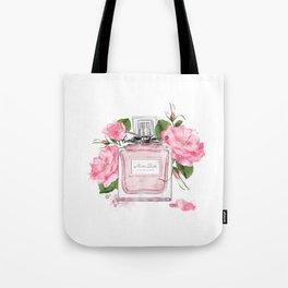 Miss pink Tote Bag