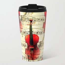 Violin Concerto Travel Mug