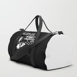 You Can't Spell Ballerina without BALLER Duffle Bag