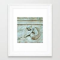 nouveau Framed Art Prints featuring Nouveau by KClark Photography