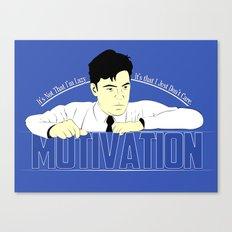 Motivation - Office Space Canvas Print