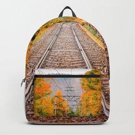 Japanese Mountain Railway Backpack