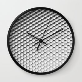 Hexagon I Wall Clock