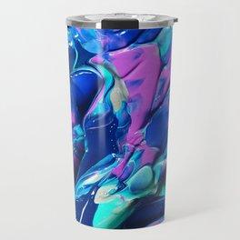 Digital Abstractaction 20 Travel Mug