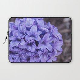 Purple Perfume Laptop Sleeve