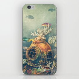 Seachange iPhone Skin